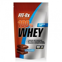 Сывороточный протеин 100% Whey от FIT-Rx