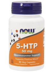 Нелекарственный антидепрессант 5-HTP фирмы NOW