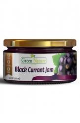 Бескалорийный джем Green Nature вкус черная смородина