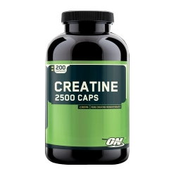 Креатин в капсулах Creatine 2500 Caps от Optimum Nutrition