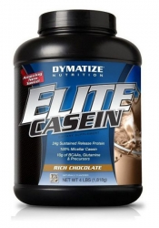 Казеин Elite Casein фирмы Dymatize