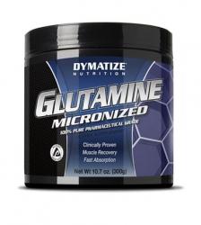 Глютамин Glutamine фирмы Dymatize