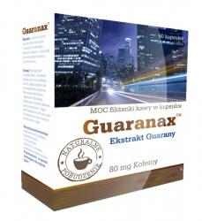 Гуарана в таблетках Guaranax фирмы Olimp