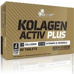 Коллаген Kolagen Activ Plus фирмы Olimp