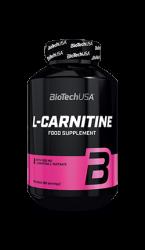 Л-карнитин в таблетках фирмы BioTechUSA дозировка 1000 мг