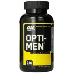 Витаминно-минеральный комплекс для спортменов Opti-Men от Optimum Nutrition