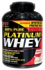 Сывороточный протеин 100% Pure Platinum Whey фирмы SAN