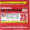 Пробник предтренировочного комплекса Methyldrene EPH от Cloma Pharma